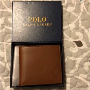 Ralph Lauren Polo men's wallet